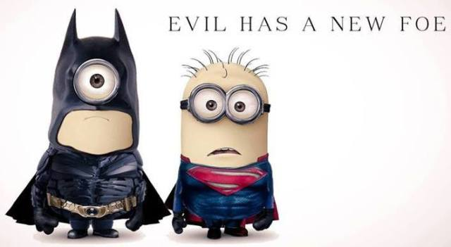 superhero minion