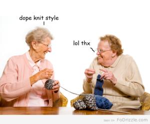 Gangsta-Grandmas
