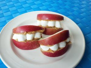 Grandma's Dentures!