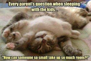 Sleeping with Kids