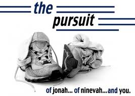 Pursuit of Jonah