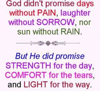 god-didnt-promise-days-without-pain