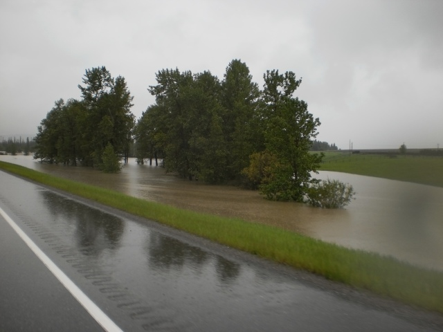 Highway 22 and Highway 8
