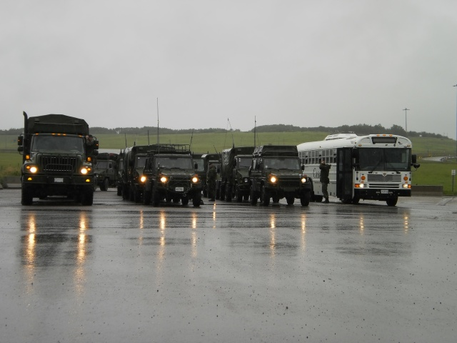 Canadian Armed Forces sent to assist with disaster relief