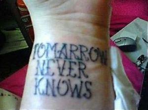 Tattoo Fail 6