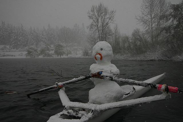 Elk Lake Rower