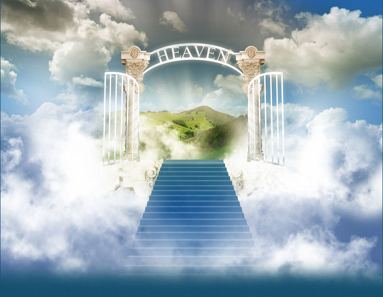 25 Encouraging Bible Verses About Heaven | Lynn Dove's