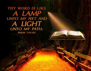 LightUntoMyPath%20-%20Bible