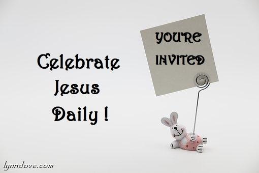 Celebrate Jesus Daily